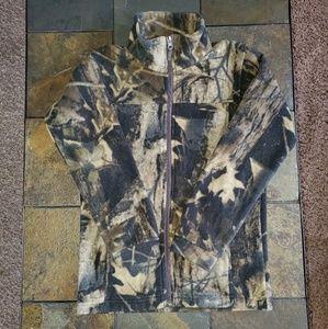 Youth Columbia Zippered Fleece Jacket